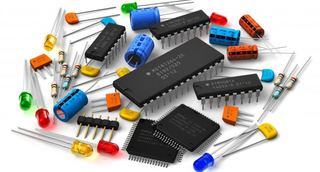 pcb parts and accessories